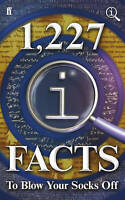 """AS NEW"" 1,227 QI Facts To Blow Your Socks Off, Mitchinson, John, Harkin, James,"