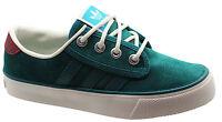 Adidas Originals Kiel Mens Trainers Unisex Shoes Teal Green Leather C76741 D67