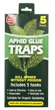 Aphid Glue Traps Kill Aphids Without Poisons 5 Traps Included AUSSIE SELLER