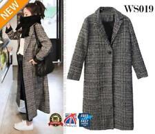Abrigos y chaquetas de mujer gabardina de poliéster talla XL