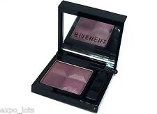 Givenchy Le Prisme Mono Eyeshadow 1 Color 4 Finishes 13 TRENDY PLUM 3.4 g