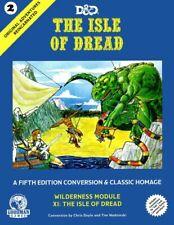 Original Adventures Reincarnated #2: X1 Isle of Dread (w' D&D 5e)