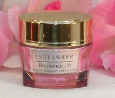 New Estee Lauder Resilience Lift Firming Sculpting Face Neck Cream SPF 15 .5 oz