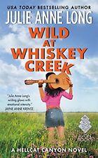 Wild at Whiskey Creek: A Hellcat Canyon Novel (Hot
