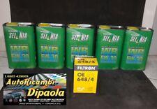 5 LITRI OLIO MOTORE SELENIA WR PURE ENERGY 5W30 + FILTRO OLIO OMAGGIO