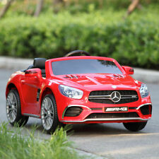 Electric Kids Ride On Car Licensed Mercedes Benz 12V 3 Speed  Remote Control MP3