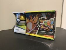 Pokemon Tin Lunch Box And Pokéball Lot Collectible Brand New Sealed