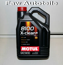 Aceites de motor 5W30 para vehículos BMW