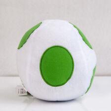 Super Mario Bros Yoshi Egg Plush Doll Figure Stuffed Animal Toy 8 inch Gift