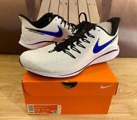 Men's Nike Air Zoom Vomero 14 Running Shoes White AH7857-101 New sz 11,11.5,12