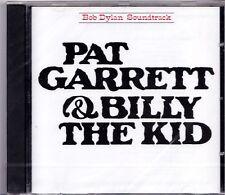 CD - PAT GARRET & BILLY THE KID - B.O du film
