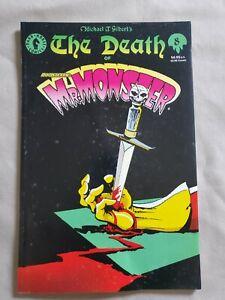 Mr. Monster #8 VG 1990 Dark Horse Comics