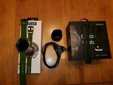 Samsung Galaxy Watch SM-R800 46mm Silver Bluetooth Smartwatch