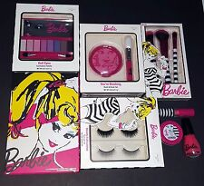Barbie 2016 Exclusive Makeup Gift Set 8 Piece Collection Beauty Book Ltd Edition