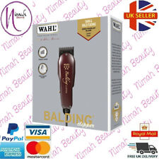 Wahl Corded Balding Hair Clipper With V5000 Motor 8110-830