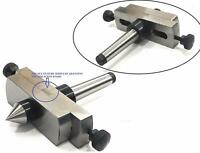 LATHE'S TAILSTOCK ATTACHMENT FOR METAL-TURNING IN TAPER-(MORSE TAPER 2MT)