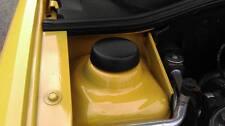 Clio II, V6, 172,182, MK2 (alle Modelle) schwarz, strukturiert Federbein TOP