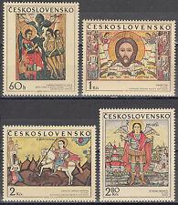 CSSR / Ceskoslovensko Nr. 1976-1979** Slawische Ikonen