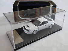 HPI 1/43 Toyota Celica Turbo 4WD (ST185) Duez Rally Test Car weiß white OVP 8016