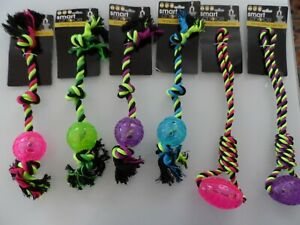 STRONG RUBBER / ROPE DOG TOY 50 CM