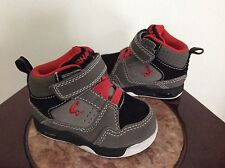 SHAQ High Top Baby Athletic Shoes Size 4 Toddler Shaq Basketball Sneakers Childs