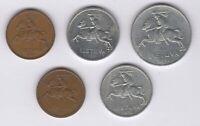 1991 Lithuania Coins | European Coins | Pennies2Pounds