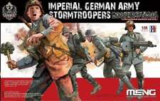 Meng 1/35 Imperial German Army Stormtroopers, 4 Figures, World War One