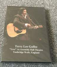 TERRY LEE GOFFEE - Live At Assembly Hall Theatre England Johnny Cash tribute