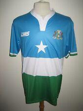 Puntland home Africa football shirt soccer jersey maillot trikot Somalia size XL