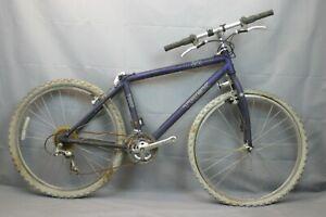 Trek ZX 7000 MTB Bike 1996 16.5 in Small Hardtail Shimano STX Canti US Charity!!