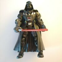 "Hero Mashers Star Wars Darth Vader Action Figure Hasbro 6"" Lightsaber"