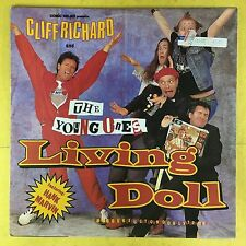Cliff Richard & The Young Ones - Living Doll - WEA YZ-65T Ex+ Condition