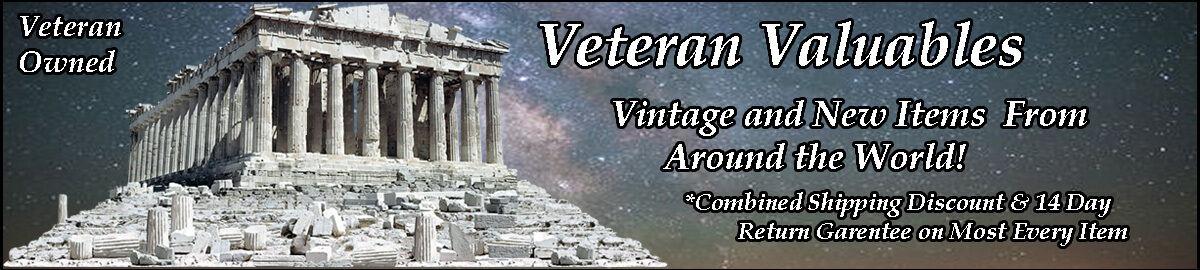 Veteran Valuables
