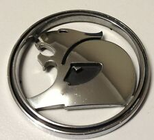 Genuine Holden VY Maloo Club Sport Front Chrome Badge