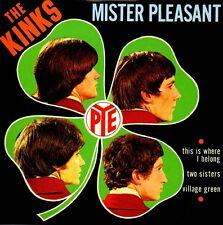 ★☆★ CD SINGLE The KINKSMister Pleasant EP - 4-TRACK CARD SLEEVE  ★☆★