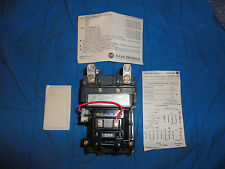 NEW IN BOX ALLEN BRADLEY AC CONTACTOR SERIES A SIZE 2 CATALOG NO. 500-COD920
