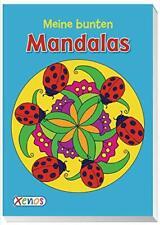 Meine bunten Mandalas, Malblock,  Broschiert  A5