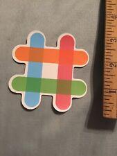 Hashtag Sticker Decal