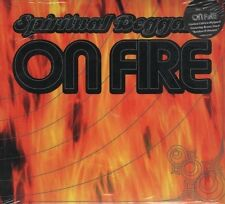 SPIRITUAL BEGGARS  On Fire CD ALBUM  NEW - STILL SEALED