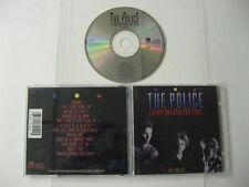 The Police Every Breath You Take The Singles - CD Compact Disc