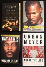 Sport Power 4 Book Set