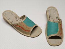 Damen Hausschuhe-Pantoffeln-Latschen Gr.38