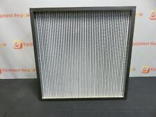 Airguard Mc-501A-Ud Microguard Steel Air Filter 23 3/8X23 3/8X11 1/2 New