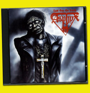 ASPHYX last one on earth CENTURY MEDIA RECORDS 1992 Death Metal CD ERSTPRESSUNG