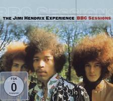 BBC Sessions (Deluxe Edition) von The Jimi Hendrix Experience (2010) 2CDs + DVD