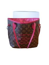 Luis Vuitton Ikat Pink Floral Mm tote bag limited edition bag