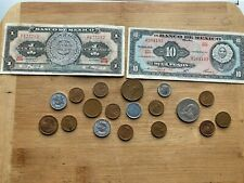 Currency Lot, Canada, Mexico & Others