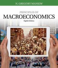 Mankiw's Principles of Economics: Macroeconomics, Booklet, 8th Ed.