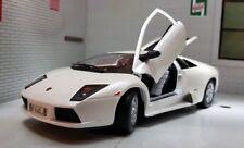 Lamborghini murcielago blanco 1 24 Bburago