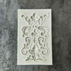 Pattern Lace Embossed Lace Silicone Mould